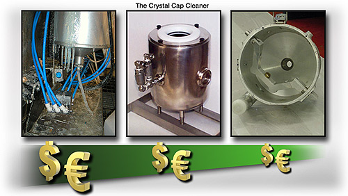 Crystal Cap Cleaners Pricing
